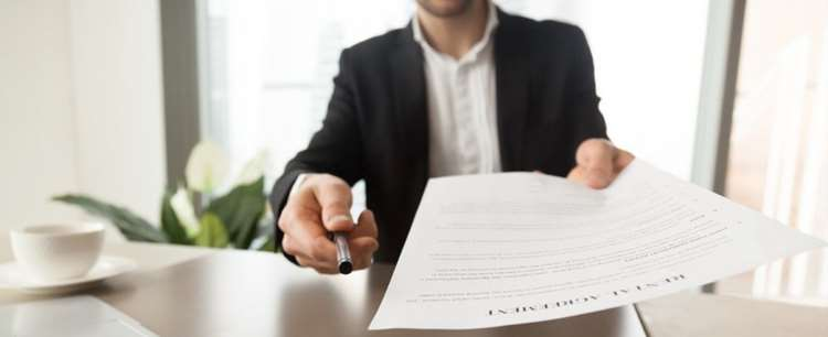 Commerial Real Estate Lease Process
